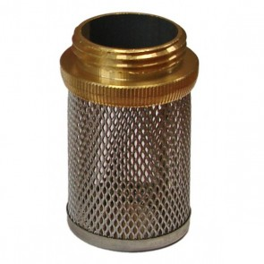 Inox Filter Thread Brass