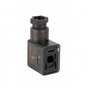Tripolar Plug For 2-Way Solenoid