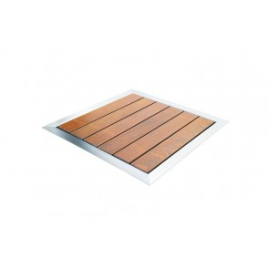 Pluvium shower tray