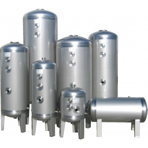 Pressure Vessel Stainless Steel Without Membrane Joval