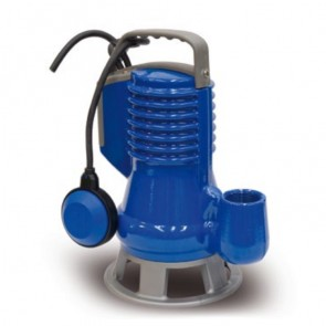Sewage Pump Zenit Vortex Dredge Bluepro