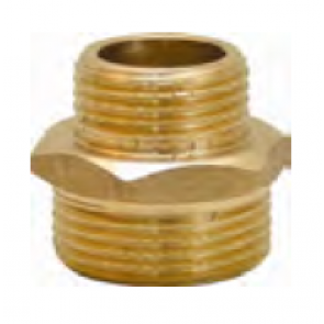 Bushing Brass Double Reduction