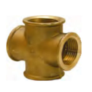 Crosshead Brass Female