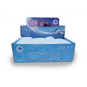 Flocculant Cartridges Ctx 43 125Gr 1Kg