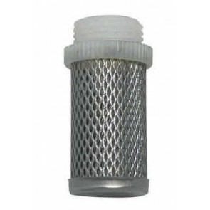 Inox Filter Thread Plastic