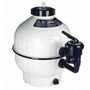 Sand Filter Astral Cantabric Side Valve