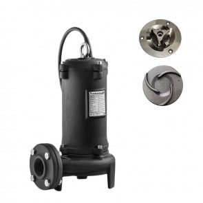 Sewage Pump Crusher Grinder