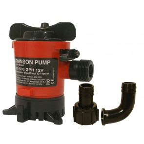 Pump 12 V Johnson