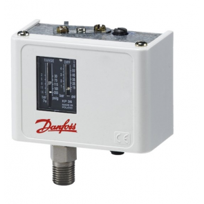 Danfoss Kp Pressure Switches