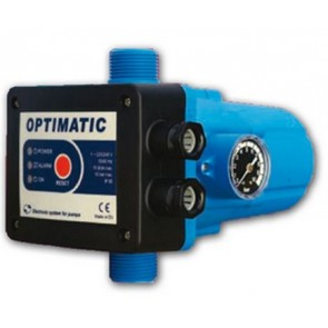 Optimatic Fm Pressure Controller