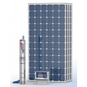 Kit Solar Pumps Hole Pedrollo
