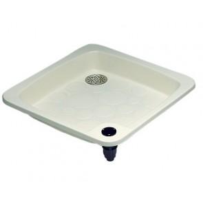 Prato de Chuveiro - Com ancoragem Ø 43 mm