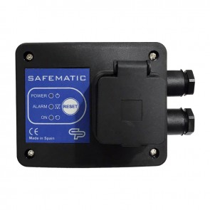 Electronic Pump Protection Safematic Schuko