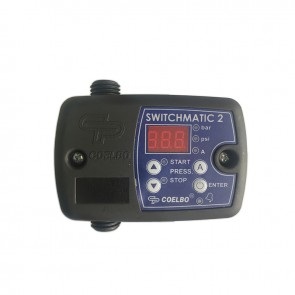 Digital Pressure Switchmatic2 with pump protection