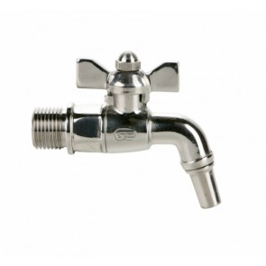 Tap With Bica Inox