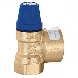 Safety Valve Adjustable Bronze R.1811